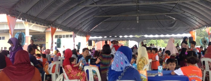 Sek Men Sri Bera is one of Learning Centers #2.