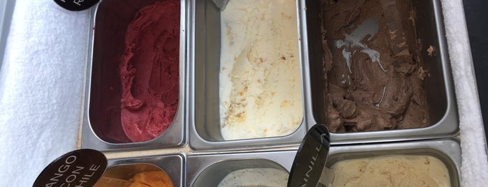Helados Finno is one of Polanco.