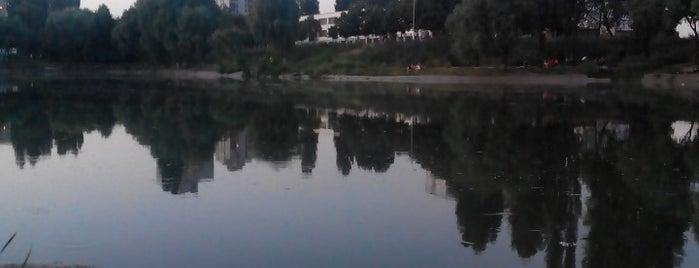 Озеро Вира is one of Tempat yang Disukai Ihor.