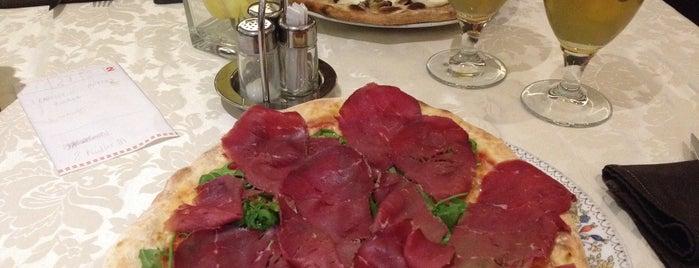 Pizzeria Al Capriccio is one of Bolzano-dro tra ciclabili, musei e teatro.