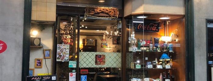 AKAI TORI 春木屋 is one of LOCO CURRY.