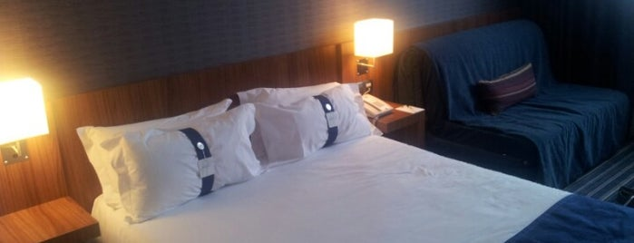 Holiday Inn Express Bilbao is one of Hoteles donde estuve.