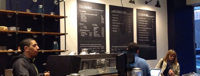 Ebrik Coffee Room is one of Atlanta: Coffee.