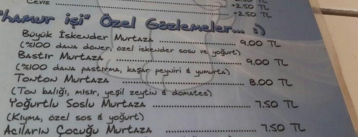 Alsancak Hamur İşi is one of Posti che sono piaciuti a Nur.