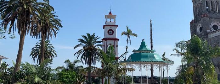 Cuetzalan is one of Puebla.