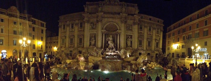 Relais Fontana di Trevi is one of #Rom.