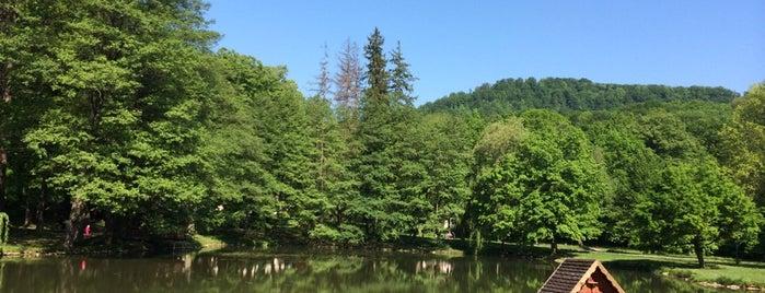 Озеро Двох Сердець is one of Lugares favoritos de Agatha.