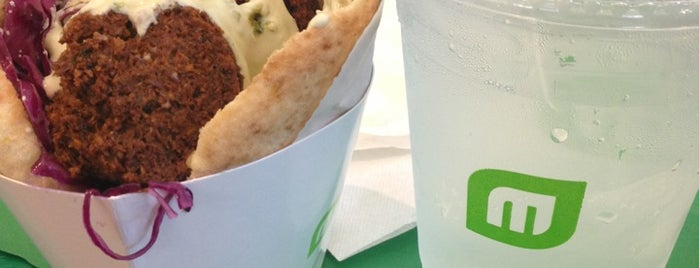 Maoz Vegetarian is one of Best of Boca/Delray.