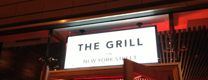 The Grill is one of Burgers in Manchester.