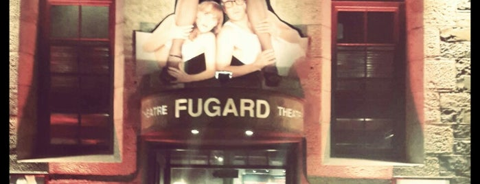 Fugard Theatre is one of Cape town.
