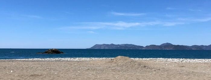 Karaot Beach is one of Kamp Alanları.