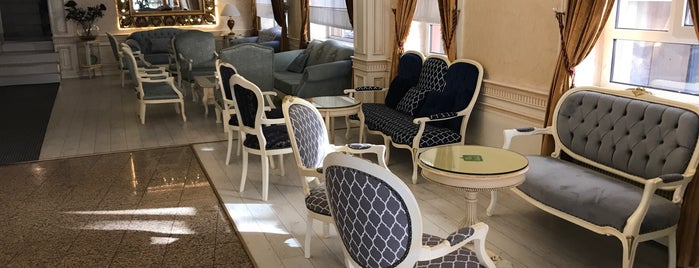 Hotel Ipek Palas Istanbul is one of Locais curtidos por 🇹🇷 Samimî.