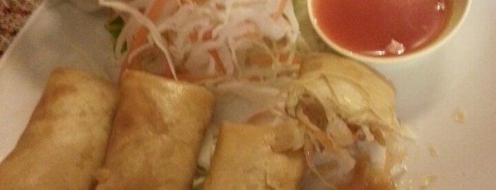 Thai Nakorn is one of Good food in Dorset.