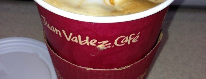 Juan Valdez is one of Cafés.