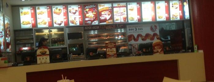 KFC is one of Lugares favoritos de Gözde.