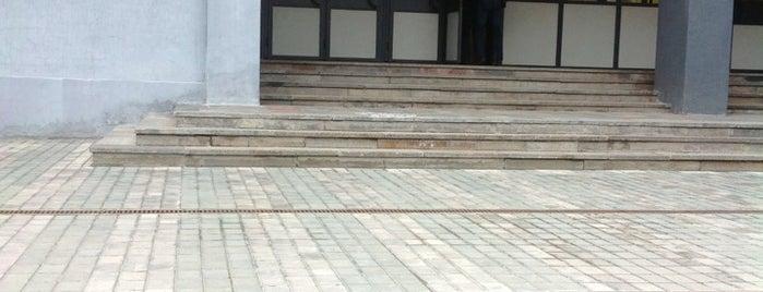 МЭИ, корпус М is one of Ilija : понравившиеся места.