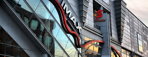 Scotiabank Theatres is one of Where to hang out at Queen St. W., Toronto.