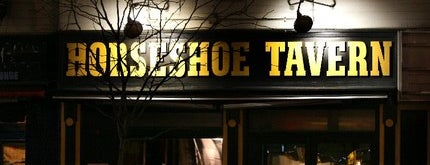 Horseshoe Tavern is one of Where to hang out at Queen St. W., Toronto.