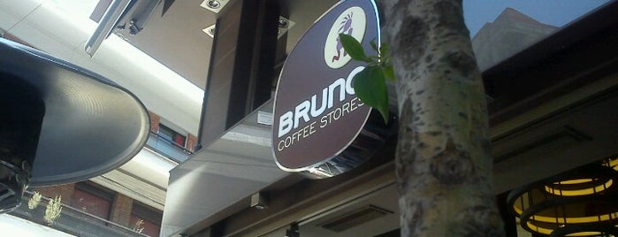 Bruno Coffee Stores is one of Stelios 님이 좋아한 장소.
