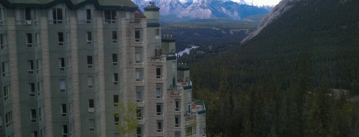 Rimrock Resort Hotel is one of Banff to-Dos.