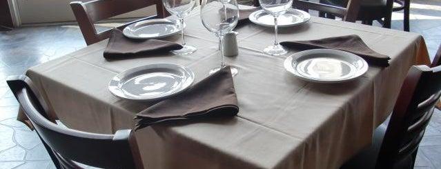 Zem Han Mediterranean Restaurant is one of Tempat yang Disimpan Amanda.