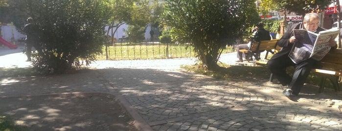 Fetih Parkı is one of สถานที่ที่ Sevinç ถูกใจ.
