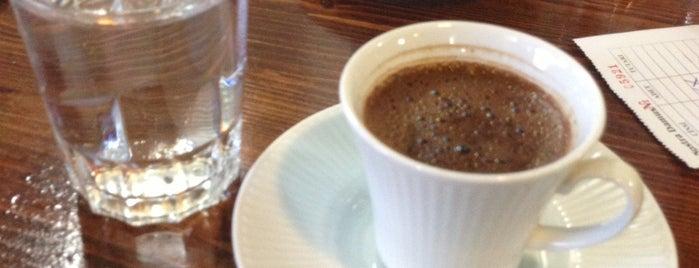 Nostradamus Cafe is one of Yiğit 님이 저장한 장소.