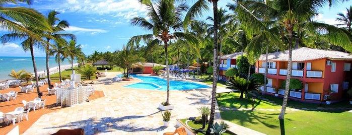 Saint Tropez Praia Hotel is one of Hotéis & Resorts.