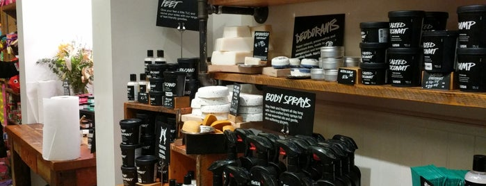 Lush is one of NY.