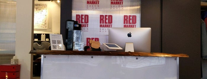 Red Market Salon is one of Explore Our Chamber.