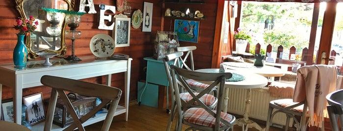 Adriano Antique Cafe is one of Posti che sono piaciuti a Derya.