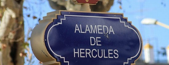 Alameda de Hércules is one of Sevilla.