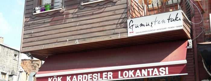 Kok Kardesler Lokantasi is one of Yemek 2.