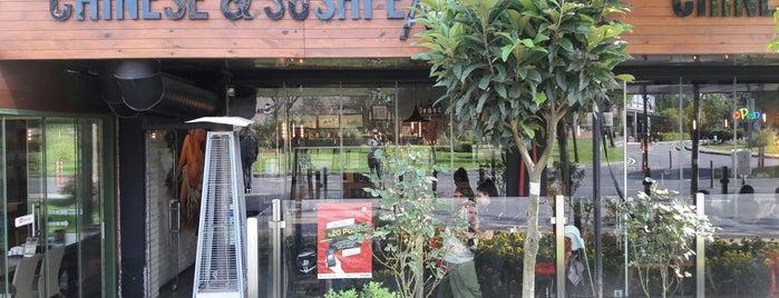 sushi express mashattan is one of Gastroclub.