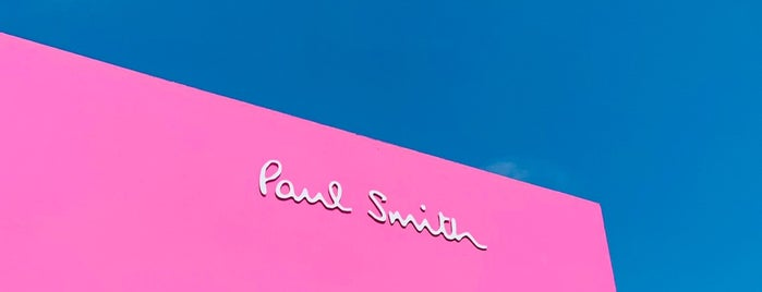 Paul Smith Ltd. is one of Los Angeles.