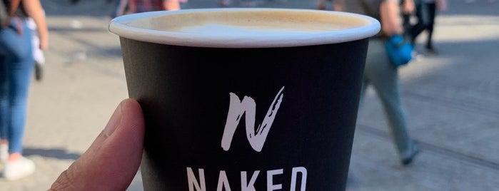 Naked Espresso is one of Orte, die Natasha gefallen.
