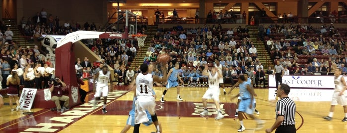 TD Arena, College of Charleston is one of Locais curtidos por Tyler.