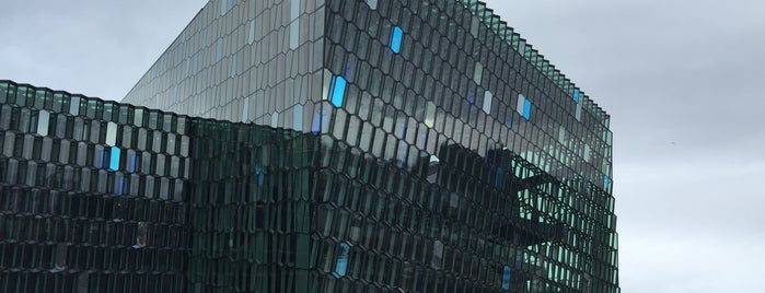 Harpa is one of 建築マップ ヨーロッパ.