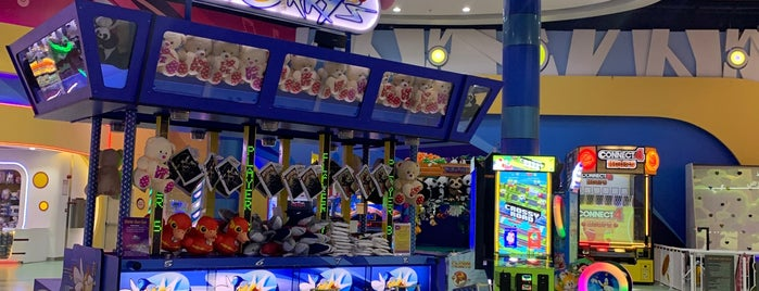Sparky's is one of Kids In Riyadh.