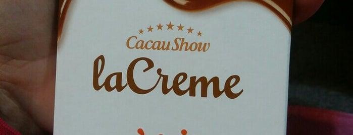Cacau Show is one of No Visa, vale?.