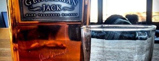 Jack Daniel's Avrupa Ofis is one of สถานที่ที่บันทึกไว้ของ Ali.