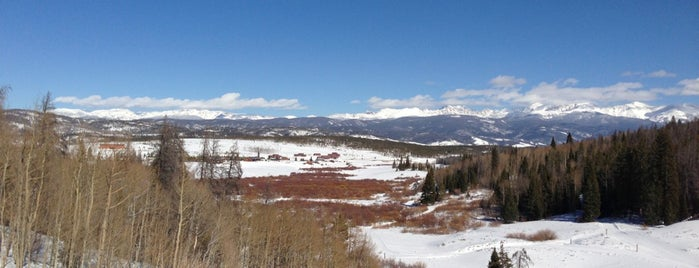 Snow Mountain Ranch is one of FamilyFun's All-inclusive Family Resorts.