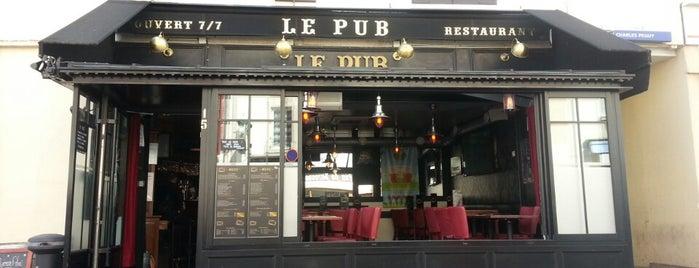 Le Pub is one of Paris.