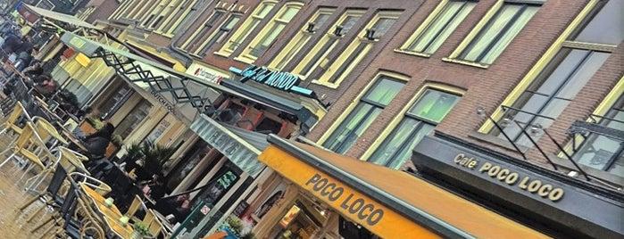 Poco Loco is one of Amsterdam.