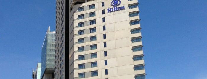 Hilton is one of Hoteles en España.