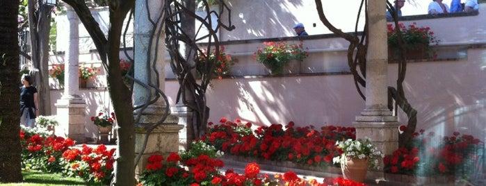 Belmond Grand Hotel Timeo is one of Grand Tour de Sicilia.