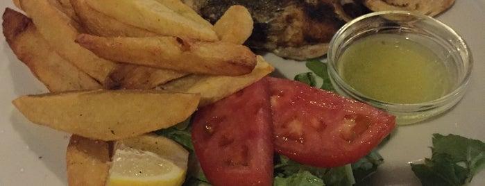 Ideal Taverna is one of G&S Karpathos.