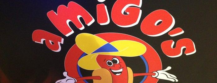 Amigo's Hot Dog is one of Devrim 님이 좋아한 장소.