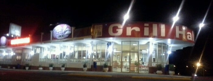 Grill Hall Panorâmico is one of สถานที่ที่ André Luiz ถูกใจ.