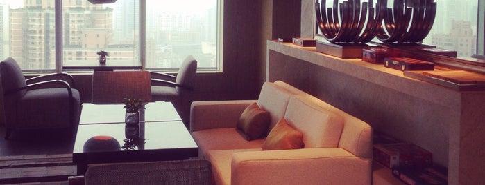 New World Shanghai Hotel is one of Xingzhou'nun Beğendiği Mekanlar.